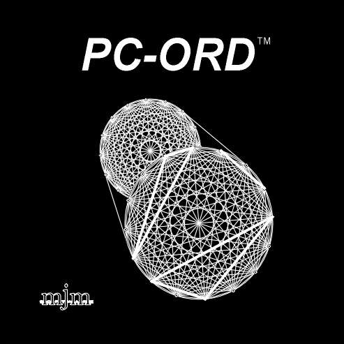 Pc Ord Software Download
