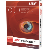 ABBYY FineReader (English version)/ファインリーダー (英語版)