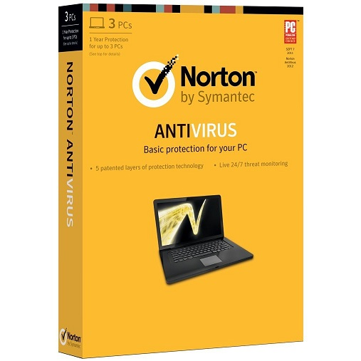 Symantec Norton Antivirus (English Version)