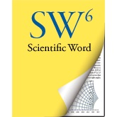 Scientific Word (English Version)